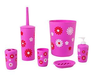 Conjunto-de-6-accesorios-para-bano-en-plastico-decorado-con-flor-4-colores