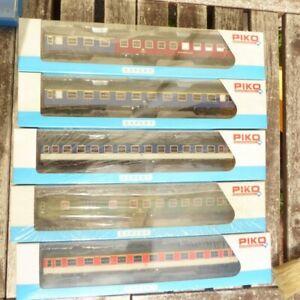 Piko-59620-59623-59625-59632-59636-liasse-5-piece-pop-schellzugwagen-DB-ep-4
