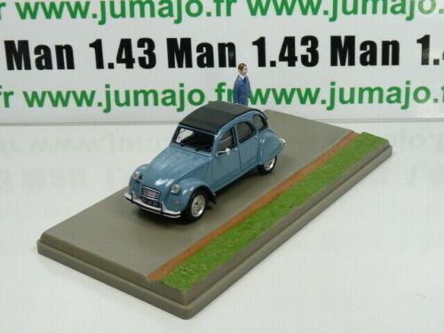 PU15T Car 1//43 Eligor Citroën 2CV 6 Doctor