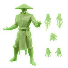SDCC 2015 Mortal Kombat Raiden 6 Inch Glow in the Dark Figure Mezco Toys
