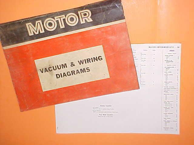1967 1968 1969 1970 1971 Buick Special Skylark Gs 350 400 Vacuum Wiring Diagrams