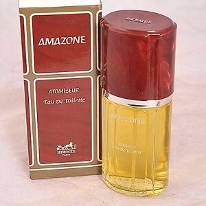 Vintage Hermes Amazone 120ml Eau De Toilette Spray Ebay