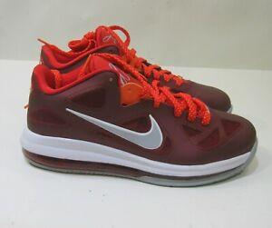 Nike LeBron 9 Low Cherry 510811-600