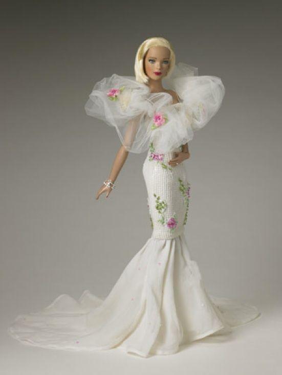 Tonner Doll C'est Magnifique Weiß, Metro Glamour LE100, rar  NRFB