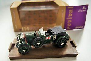 1/43 Brumm Bentley Speed 6 N°8 R114 Le Mans 1932 Mint Boxed