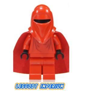 LEGO-Minifigure-Star-Wars-Royal-Guard-cape-black-hands-sw040b-FREE-POST