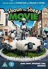 Shaun The Sheep Movie DVD 2015 Region 2 Discs 1 Animation Gift