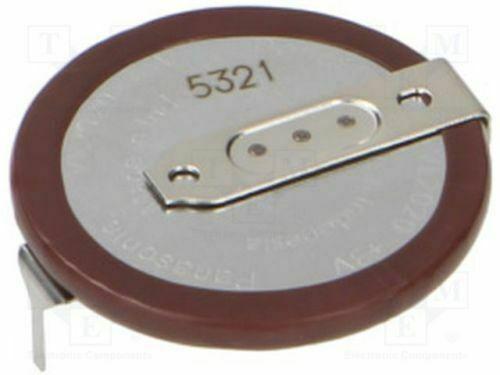 Panasonic VL2020 Rechargeable Battery Mini Key Fob Mini Cooper