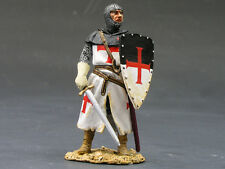 King and (&) Country MK009 - Standing Knight w/Sword & Shield - Retired