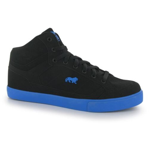 Shoes Footwear Canons Lonsdale Trainers Mens blue Casual Black Sneakers 08vgR1
