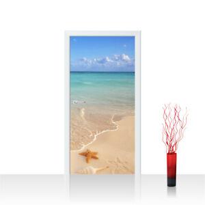 Porta-Carta-da-Parati-Turposter-Vetrino-Natura-Sabbia-Mare-Estate-Caraibi-di-N