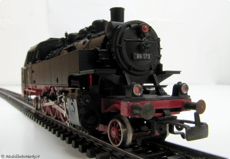 Märklin hamo 8396 DB máquina de vapor 86 173 época III 3l =