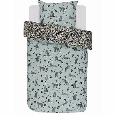"""Covers & Co Svolta-biancheria Da Letto Roar Blu Chiaro Leopard Animali Selvatici Tigre Renforcement-he Roar Hellblau Leopard Wildtier Raubkatze Renforce"""" Data-mtsrclang=""""it-it"""" Href=""""#"""" Onclick=""""return False;"""">"""