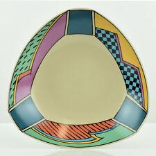 Rosenthal FLASH ONE Studio-Linie DOROTHY HAFNER Suppenteller MEMPHIS DESIGN 80s