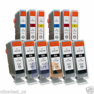 12-PK-PGI-5-CLI-8-Ink-Cartridge-PGI-5-CLI-8-WITH-NEW-CHIP-for-Canon-MP950-6PGI-5