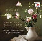 Mozart Serenade 5 Divertimento 10 Lodronische Zurick KO Norrington