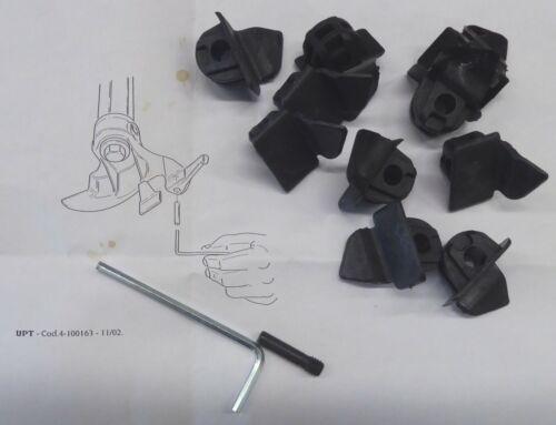 Gleitstück Montagekopf Plastikschutz Longus Haweka Corghi Reifenmontiermaschie