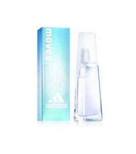 Presentador sustantivo Inferir  Adidas Moves Perfume For her by Adidas for Women. Eau De Toilette Spray 1.7  Oz 31655369006 | eBay
