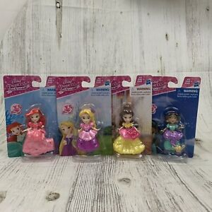 Disney-Princess-Belle-Little-Kingdom-Snap-Ins-Doll-Fast-Shipping