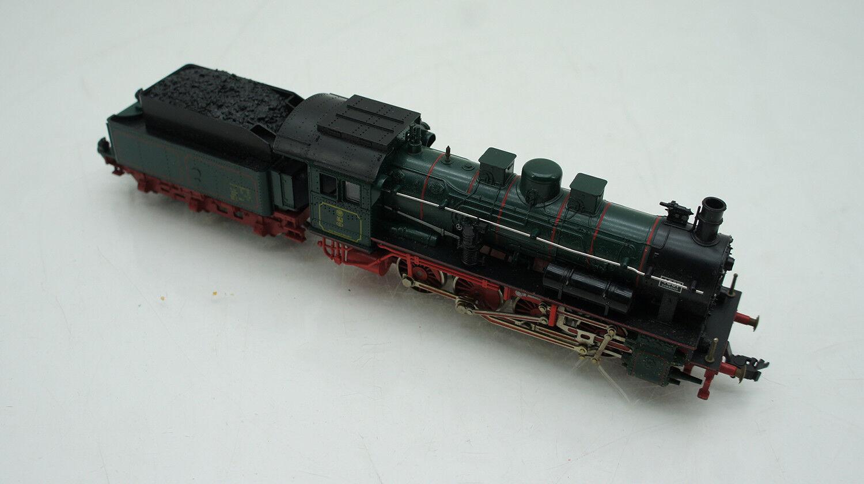 Fleischmann 4147 Dampflok Lok Tenderlok G8.1 der KPEV gr gr rough 65533;rough 65533;n HO