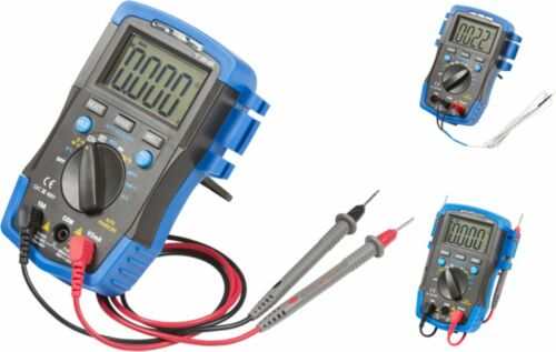ML296-10A cat III 600V vrai rms multimètre numérique pci /& les fonctions d/'économie d/'énergie
