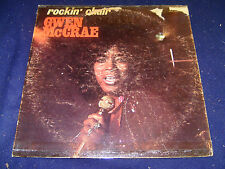 GWEN McCRAE ROCKIN' CHAIR Venezuela LP Vinyl rar