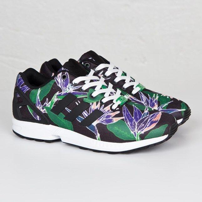 Adidas cómodos zx flujo floral hombres cómodos Adidas b34518 Hawaii b889bb