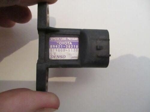 TOYOTA Hiace Sensore di sovralimentazione D4D 89421-20210 2000-2006