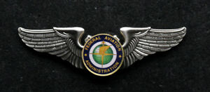FEDERAL-AVIATION-ADMINISTRATION-FAA-WING-PILOT-PIN-UP-GIFT-RETIREMENT-PROMOTION