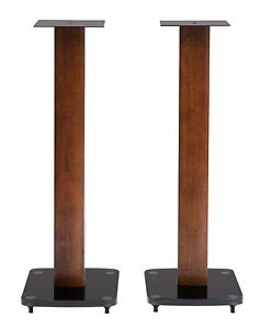 Image Is Loading Transdeco 30 Inch Height Speaker Stand Gl Solid