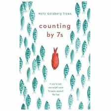 Counting by 7s by Holly Goldberg Sloan (2013, Hardcover)