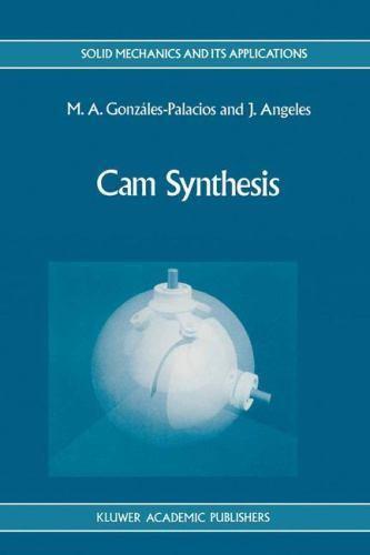 Cam Synthesis Hardcover M. A. Gonzalez-Palacios