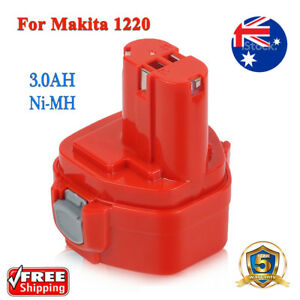 3500mAh 12V Ni-MH Battery for Makita PA12 1200 1220 1222