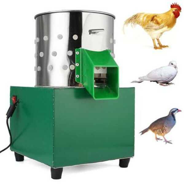 Poultry Plucking Feathers Poultry Birds Stainless Chicken Depilator Plucke A