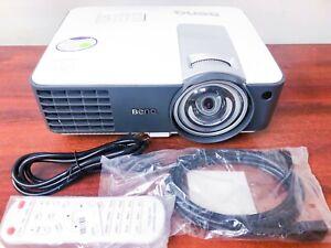 BenQ MX819ST 1080p/60 Short-Throw HDMI Projector 3000 LUMEN w/remote 500 hr only