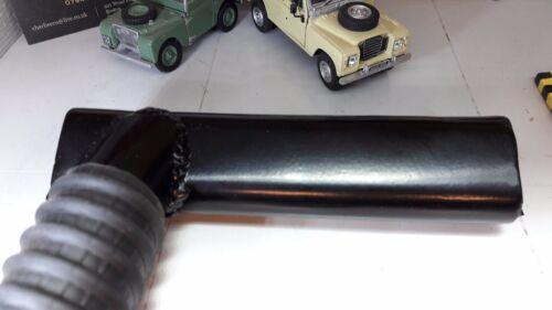 Land Rover Serie 1 80 86 88 pantalla Smiths Calentador Desempañador Acero Inoxidable 332558 Par