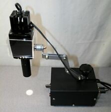 Meiji Techno Microscope Ma264h100 Versatile 20w Illuminator Amp 115v Transfomer