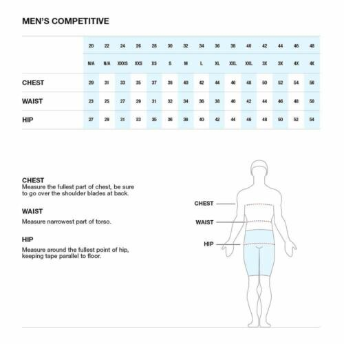 Cyclone Strong Brief Men/'s Competition Swimsuit Speedo Endurance