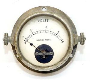 1920's/30's radio voltmeter