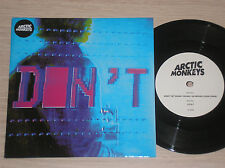 """ARCTIC MONKEYS - DON'T SIT DOWN 'CAUSE I'VE MOVED YOUR CHAIR - 45 GIRI 7"""""""