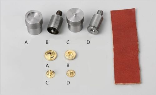 S-Feder Zum Auswahl Haandpresse Werkzeug für Druckknöpfe