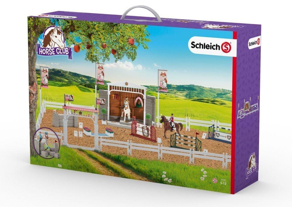tomamos a los clientes como nuestro dios Schleich Schleich Schleich 42338 gran reitturnier con caballos  Las ventas en línea ahorran un 70%.