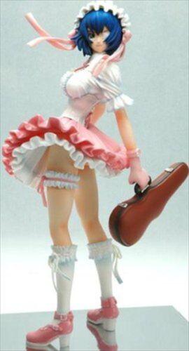 1//7 Scale PVC Figure Orchid Seed Ikki Tousen Ryomou Shimei Amarori ver