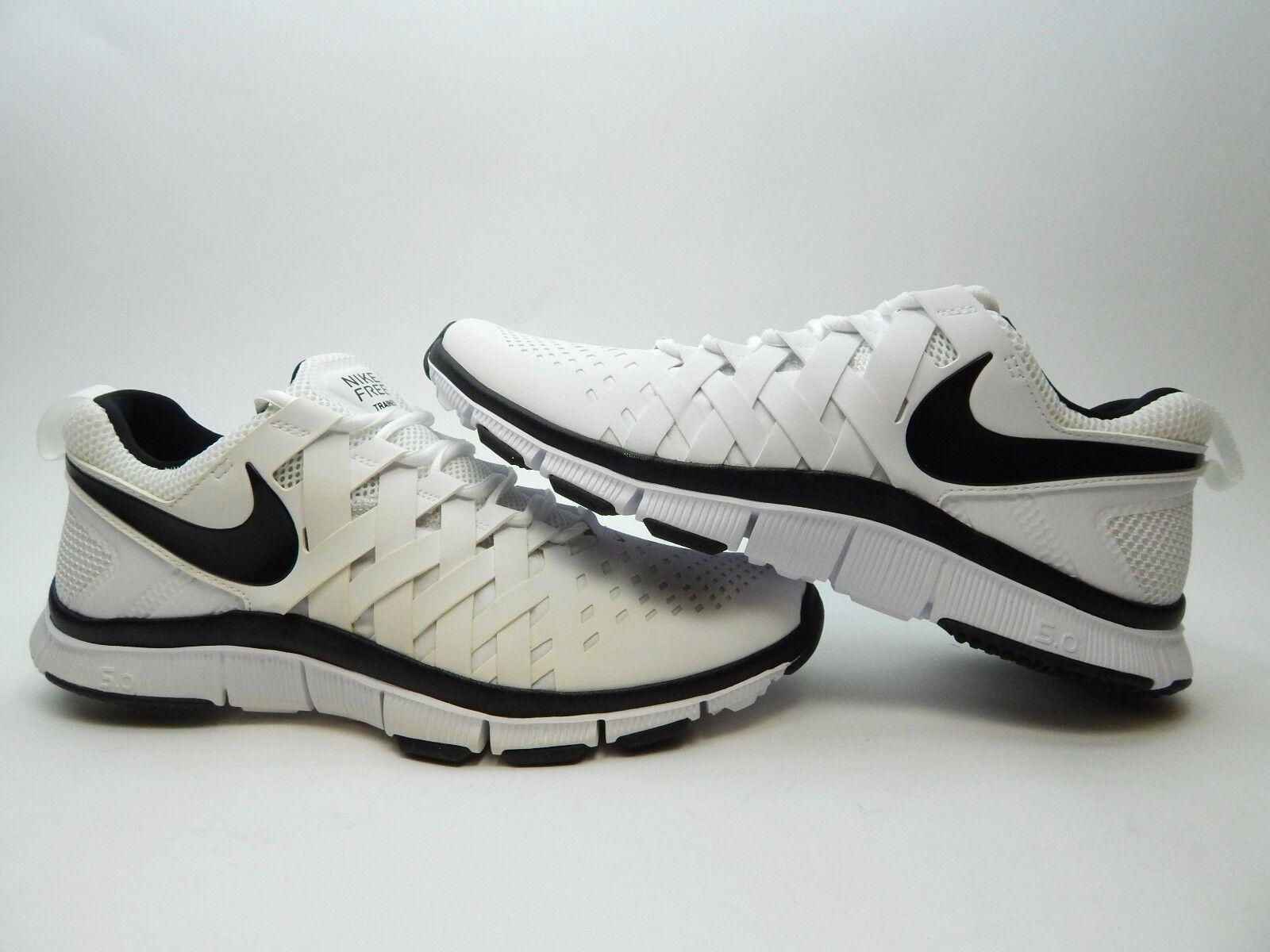 Nike free - trainer 5,0 tb männer Weiß schwarz mit defects männer tb die schuhe 9b327f