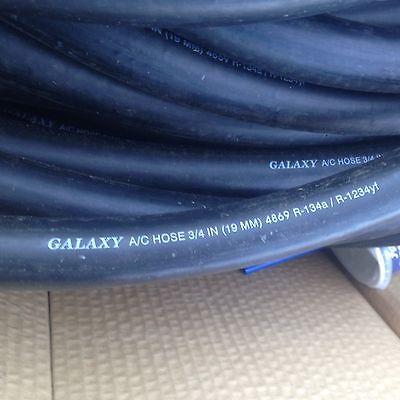 """New Goodyear Galaxy AC Refrigerant Hose #8 13//32/"""" ID 50 feet Made in USA"""
