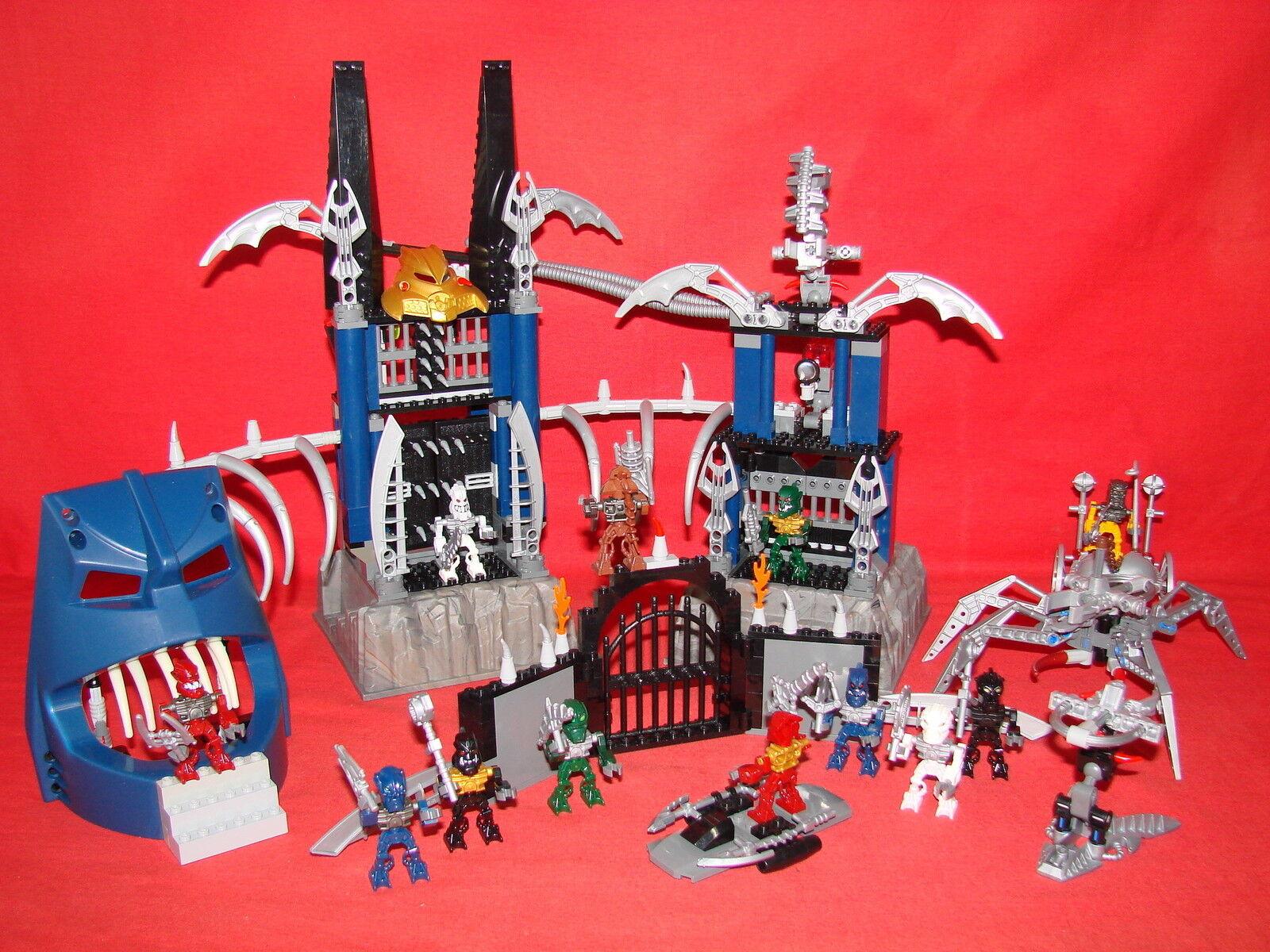 Lego Bionicle Ref. 8894 Piraka   Spielzeug