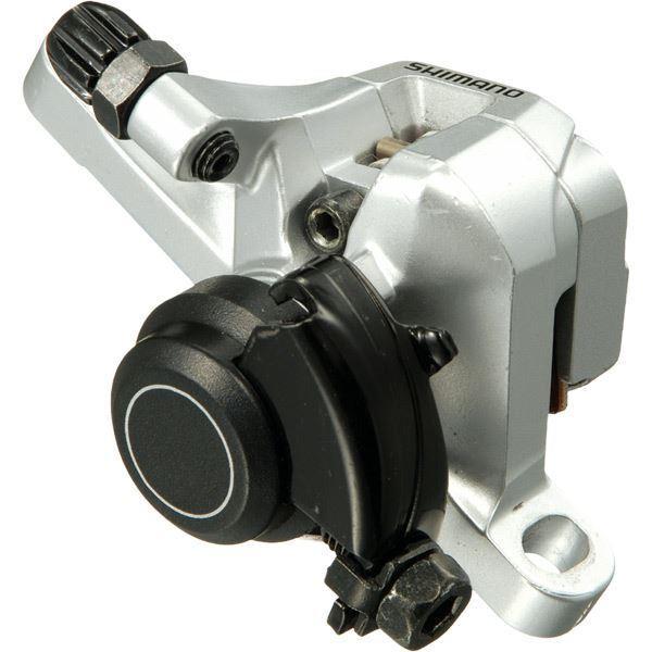 Shimano BR-R317 Calibrador, sin rojoor, es Monte, Trasero, Plata