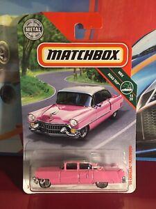 2019 Matchbox '55 Cadillac Fleetwood MBX Roadtrip Custom ...