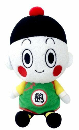 "Bandai DBZ Dragon Ball Kai Mini Plush Doll 7/"" Boulette//Chiaotzu plush"