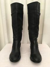 a705022f6f5 Arturo Chiang Women's Fierce Leather Riding BOOTS Vintage Cognac 6.5 ...